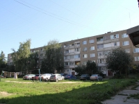 Voskresensk, Karl Marks st, house 18. Apartment house
