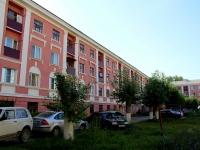 Voskresensk, Karl Marks st, house 24. Apartment house