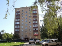 Voskresensk, Karl Marks st, house 28. Apartment house