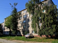 Voskresensk, Kolomenskaya st, house 9. Apartment house