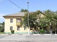 Voskresensk, Michurin st, house 4. Apartment house