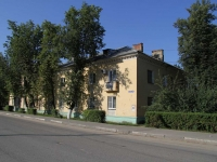 Voskresensk, Michurin st, house 8. Apartment house