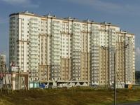 Домодедово, улица Западный микрорайон, дом 26. строящееся здание