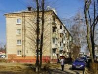 Домодедово, улица Горького, дом 1. многоквартирный дом