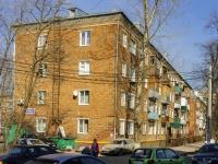 Домодедово, улица Горького, дом 8. многоквартирный дом