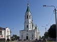 Religious building of Yegoryevsk