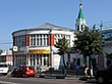 Commercial buildings of Yegoryevsk