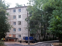 Yegoryevsk, 1st District , house 13. Apartment house
