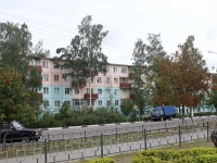 Yegoryevsk, 1st District , house 16. Apartment house