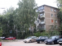 Yegoryevsk, 1st District , house 29. Apartment house