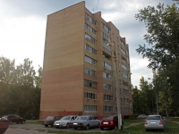 Yegoryevsk, 1st District , house 1. Apartment house