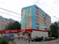 Yegoryevsk, 2nd District , house 8. Apartment house with a store on the ground-floor