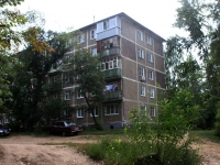Yegoryevsk, 2nd District , house 18. Apartment house