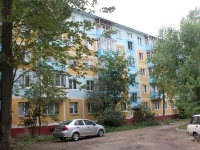 Yegoryevsk, 2nd District , house 27. Apartment house