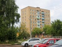 Yegoryevsk, 2nd District , house 50. Apartment house