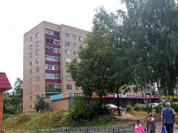 Yegoryevsk, 4th District , house 1. Apartment house with a store on the ground-floor