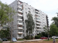 Yegoryevsk, 4th District , house 4. Apartment house