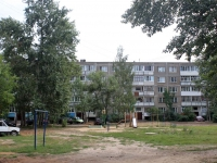 Yegoryevsk, 4th District , house 12. Apartment house