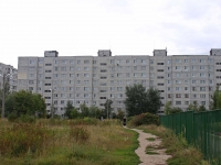 Yegoryevsk, 4th District , house 17. Apartment house