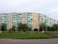 Yegoryevsk, 5th district, house 3. Apartment house