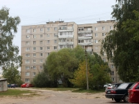 Yegoryevsk, 5th district, house 14А. Apartment house