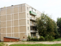 Yegoryevsk, 5th district, house 17. Apartment house