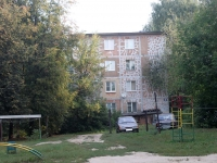 Егорьевск, улица Горького, дом 8. многоквартирный дом
