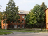 Yegoryevsk, Gorky st, house 25А. Apartment house
