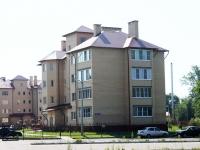 叶戈里耶夫斯克, Sovetskaya st, 房屋 4А. 公寓楼