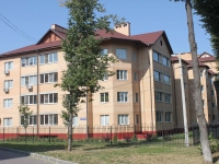 Yegoryevsk, Sovetskaya st, house 4. Apartment house