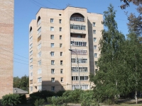 Yegoryevsk, Sovetskaya st, house 12. Apartment house
