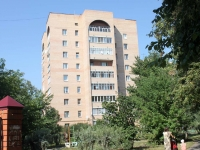 Yegoryevsk, Sovetskaya st, house 14. Apartment house