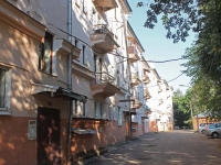 Yegoryevsk, Sovetskaya st, house 35. Apartment house