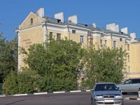 Yegoryevsk, Sovetskaya st, house 37. Apartment house