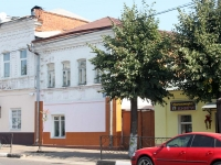 Yegoryevsk, Sovetskaya st, house 59. Apartment house