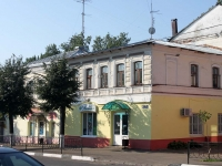 Yegoryevsk, Sovetskaya st, house 66. Apartment house