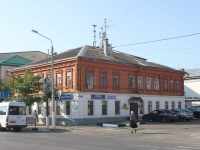 Yegoryevsk, Sovetskaya st, house 78. Apartment house with a store on the ground-floor
