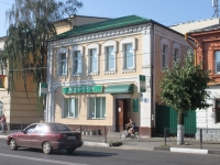 Yegoryevsk, Sovetskaya st, house 80