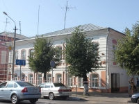 Yegoryevsk, governing bodies Егорьевское управление социальной защиты населения , Sovetskaya st, house 104