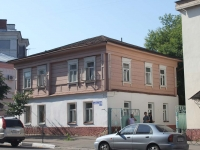 Yegoryevsk, Sovetskaya st, house 118. Apartment house