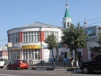 Yegoryevsk, Sovetskaya st, house 135. multi-purpose building