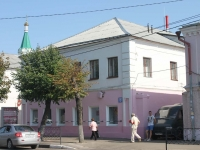 Yegoryevsk, Sovetskaya st, house 151. Apartment house