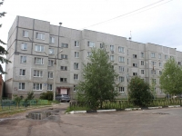Yegoryevsk, Sovetskaya st, house 184. Apartment house