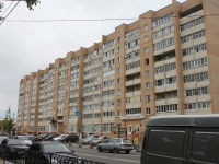 Yegoryevsk, Sovetskaya st, house 185. Apartment house