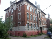 Yegoryevsk, Profsoyuznaya st, house 32. Apartment house
