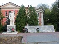 叶戈里耶夫斯克, 纪念碑 Станкостроителям, павшим в годы ВОВProfsoyuznaya st, 纪念碑 Станкостроителям, павшим в годы ВОВ