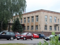 Yegoryevsk, Lenin avenue, house 12. court