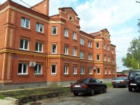 Yegoryevsk, Leytenant Shmidt st, house 35. Apartment house
