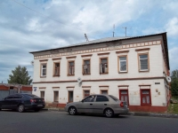 Yegoryevsk, Karl Marks st, house 19. Apartment house