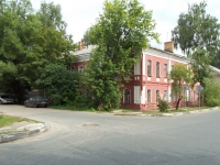 Yegoryevsk, Karl Marks st, house 21. Apartment house